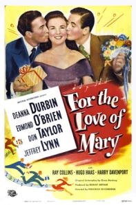 For_the_Love_of_Mary_Poster