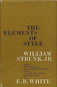From Wikipedia: https://en.wikipedia.org/wiki/File:Elements_of_Style_cover.jpg.