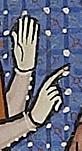 Hands from Vidal Mayor