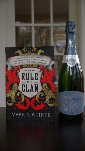Book and Cava
